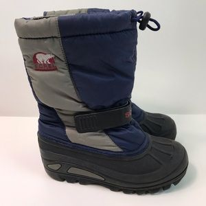 Sorel Boy's  Winter Snow Boots